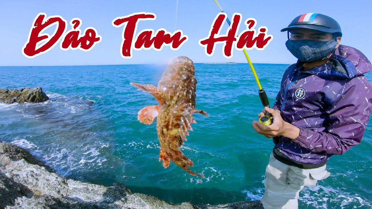 Cuộc sống Độc Đáo của Ngư Dân ở đảo TAM HẢI tỉnh Quảng Nam