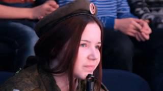 Яна Габбасова - Офицеры (О. Газманов)