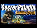 Secret Paladin Hearthstone Deck- The Witchwood