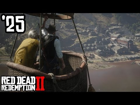 ACHTERVOLGING IN LUCHTBALLON! - Red Dead Redemption 2 #25 (Nederlands) thumbnail