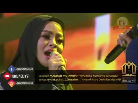 Sedap betul bila Sarah ft Shuib (Live Akustik) dalam Manhajj Mutawwif