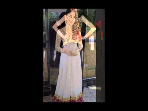 Bollywood Designer Anarkali Collection