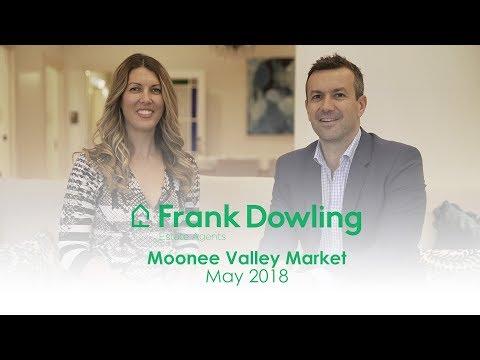 Moonee Valley Market - May 2018