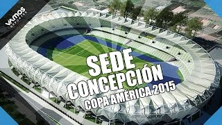 Copa América Chile 2015: Sede Concepción