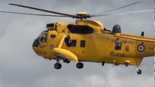 RIAT 2012 - Royal Air Force - Westland Sea King HAR.3/3A