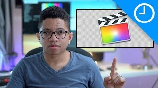 Final Cut Friday: Why you should use the 'Checkerboard Player Background' in FCP X