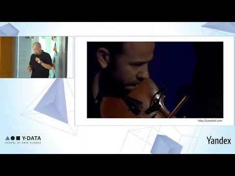"Y-DATA#5 - Ivan Yamshchikov ""Creative AI: serendipity and statistical learning"""
