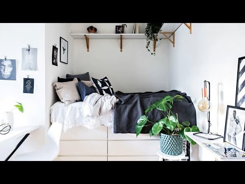 Tour Tiny Studio Apartment In Stockholm