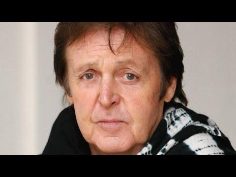 Paul McCartney's Grandson Looks Exactly Like The Legend