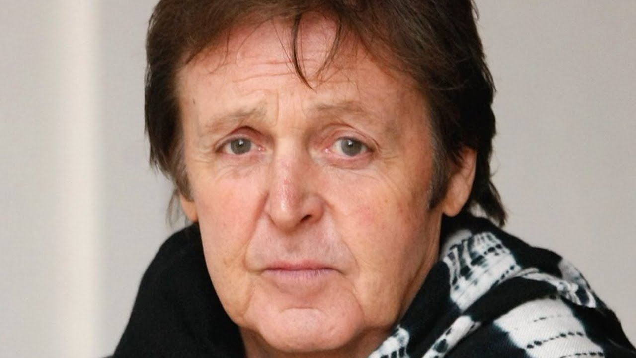Paul McCartney's Grandson Looks Exactly Like The Legend