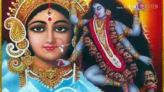 Kalka maa mujhe teri jarurat hai A new DJ hard Bess sing by TARUN SAGAR edit by BHAJAN SANDHYA