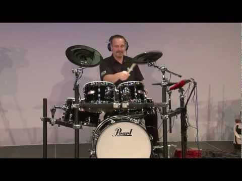 Pearl Drums e-Pro Live Electronic Drum Kit Demo | Full Compass