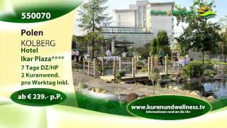 Hotel Ikar Plaza - Polen Ostsee Kolberg - 550070.mp4