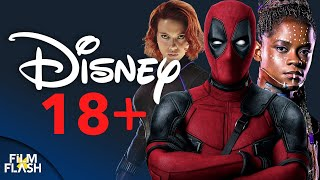 Disney Plus 18+ Trailer & Black Widow bei Disney+? Deadpool 3 & Dreharbeiten zu Black Panther 2?
