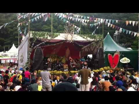Human Error by FRYING DUTCHMAN @ FUJI ROCK FESTIVAL 2012