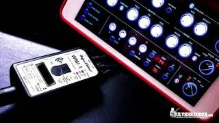 Control Hughes & Kettner GrandMeister 36 wirelessly with WMI-1 MIDI Interface Tutorial Part 2