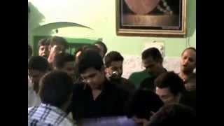 Zainab Lipat ke Roe Abbas ke Alam Say - Deccan Azadari