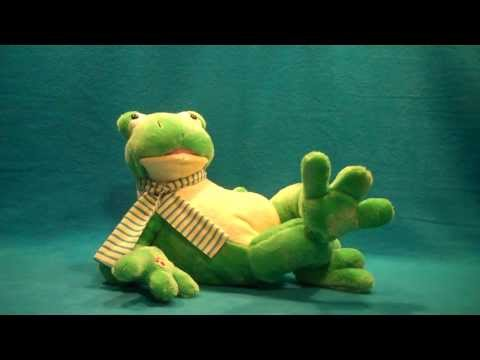2011 Singing Frog By Toys R' Us