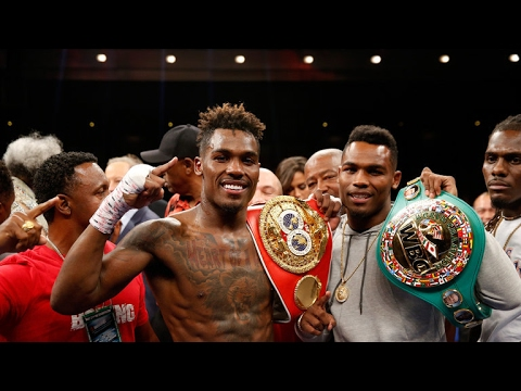 """(WOW!!) JERMALL CHARLO VACATES BELT AND MOVES UP TO 160! """"I'LL BE STRONGER AT 160!"""""""