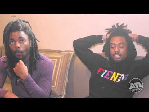 EarthGang talks about their latest album