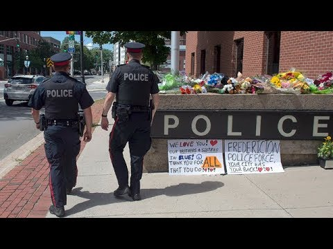 Suspect ID'd in Fredericton police shooting