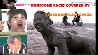 Kpop idols have awesome faces but sometimes we cannot recognize the...