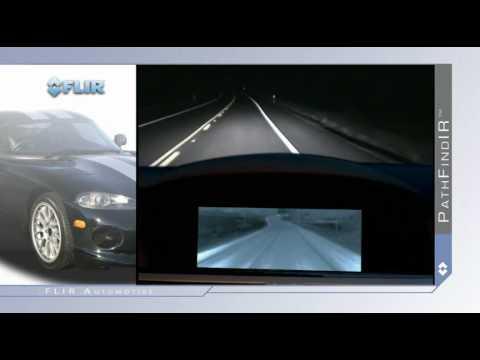 Система ночного видения для автомобиля (тепловизор)