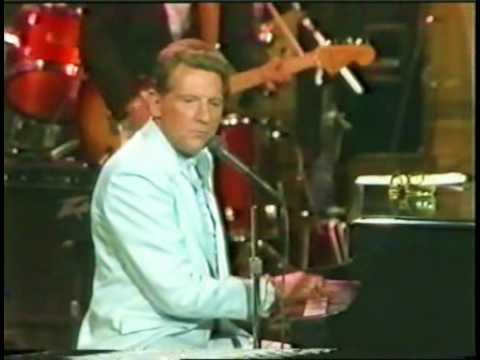 Jerry Lee Lewis -keep my motor runnin'  (Let Go)  (Orlando 1986)