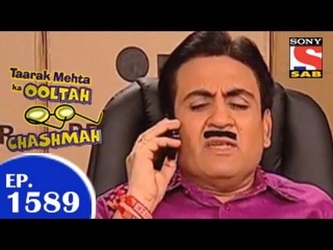 Taarak Mehta Ka Ooltah Chashmah - तारक मेहता - Episode 1589 - 20th January 2015
