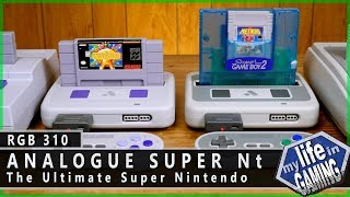 Analogue Super Nt - The Ultimate FPGA Super NES? :: RGB310 / MY LIFE IN GAMING