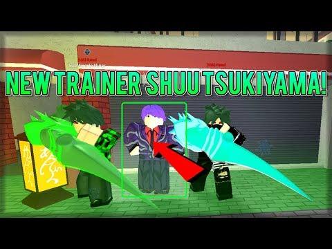 Download New Insane Code New Shuu Trainer New Update Shuu Trainer Ro