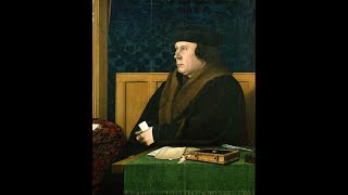 Sir Diarmaid MacCullough on Thomas Cromwell