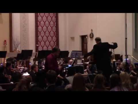 Finzi Clarinet Concerto - Sean Osborn