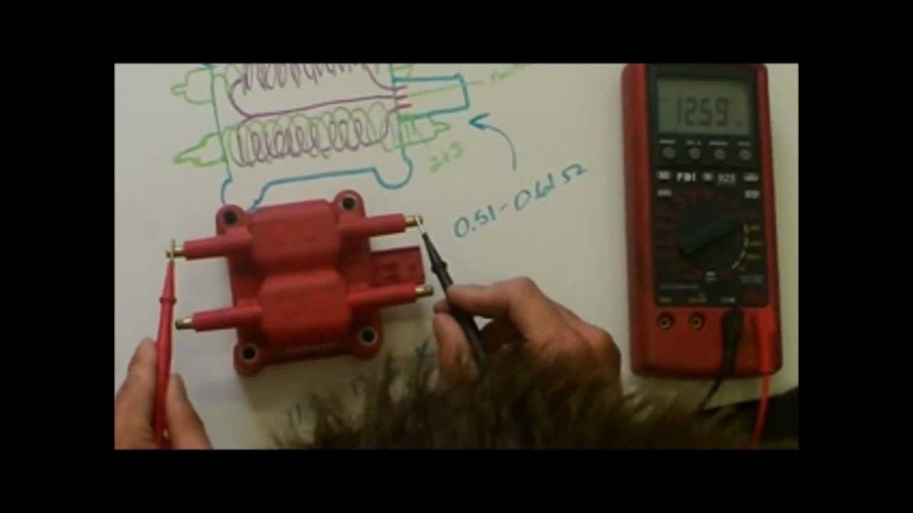 how to test coil pack without multimeter