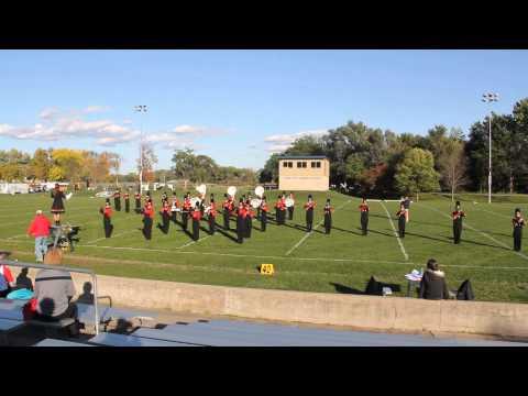 Bishop Neumann High School Marching Band Oxbow