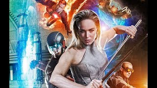 Legends Of Tomorrow Rise Ashes Remain Rise
