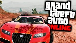 GTA: ONLINE (PS4) | Serial Vs Civilian: Attack of the Cats (Funny Moments Montage)