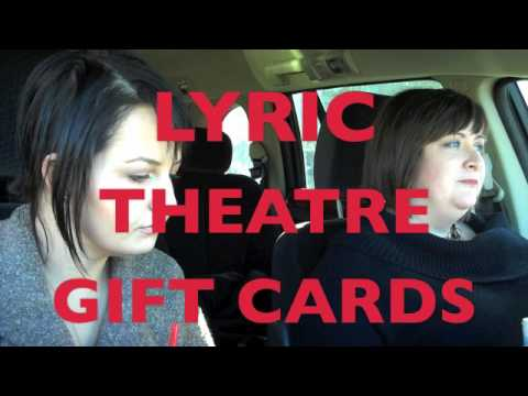 Lyric Theatre of Oklahoma gift cards-Sonic Style
