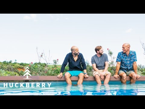 Behind the Scenes: Exploring Kauai with Kelly Slater and friends - Huckberry Spring Catalog 2017