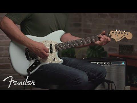 American Performer Mustang | American Performer Series | Fender