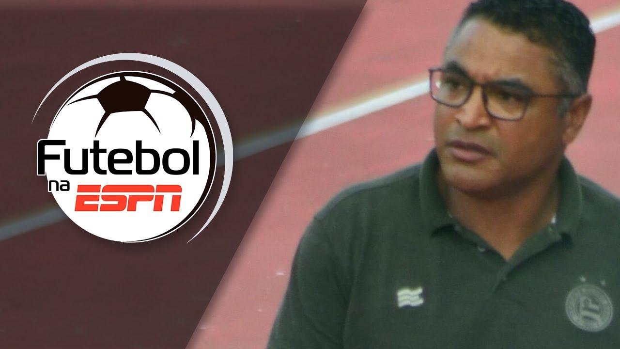 O que falta ao Bahia de Roger para jogar o que se espera do time? | #FutebolNaESPN