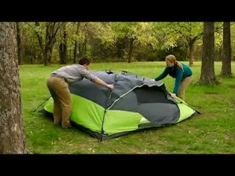 Ozark Trail 9u0027 x 7u0027 x 48  Instant Dome Tent Sleeps 4 & Ozark Trail 9u0027 x 7u0027 x 48