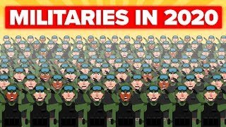 These Will Be The Most Powerful Militaries In 2020