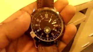 Timex Watch Review - TI000U90300