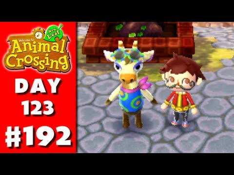 Animal Crossing: New Leaf - Part 192 - Ornate Gracie (Nintendo 3DS Gameplay Walkthrough Day 123)