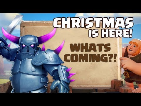 Clash of Clans Huge Winter Update Information! | What to expect + What's not coming! |