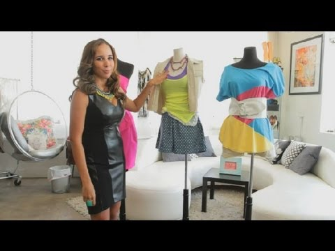 da283cd312108 What Did Teenage Girls Wear in the '80s? : Chic Fashions - YouTube
