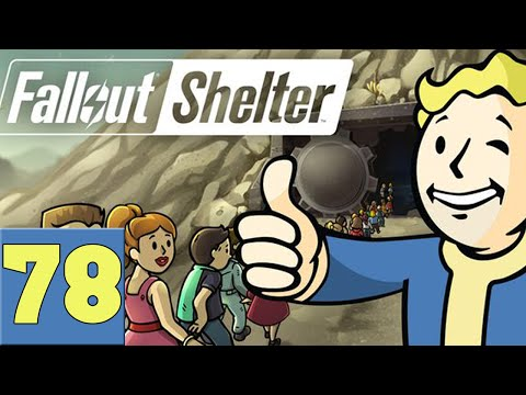 Fallout Shelter Lets Play - Episode 78 [One Room]