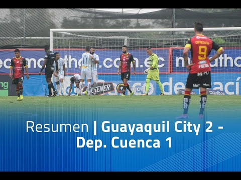 Guayaquil City Dep. Cuenca Goals And Highlights