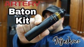 Baton 18650/20700/21700 Kit By Artery Vape!!